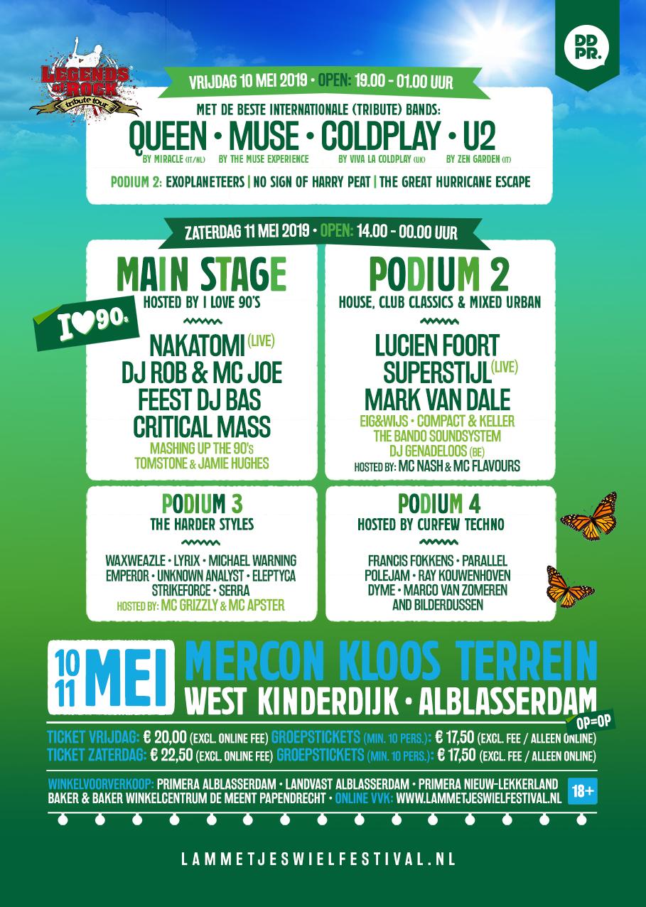 Lammetjeswiel Festival 2019