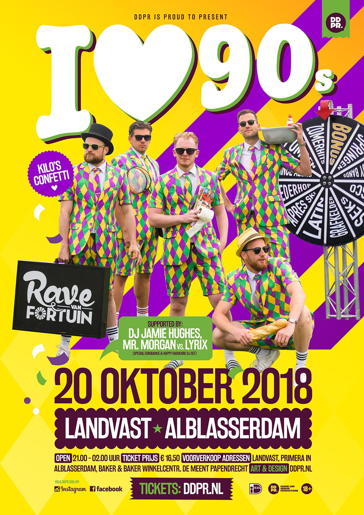 I Love 90's Alblasserdam